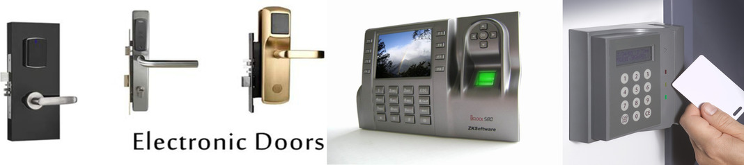 Electronic_door_lock_access_control_